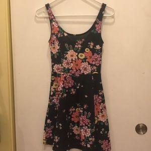 Flower print H&M Dress